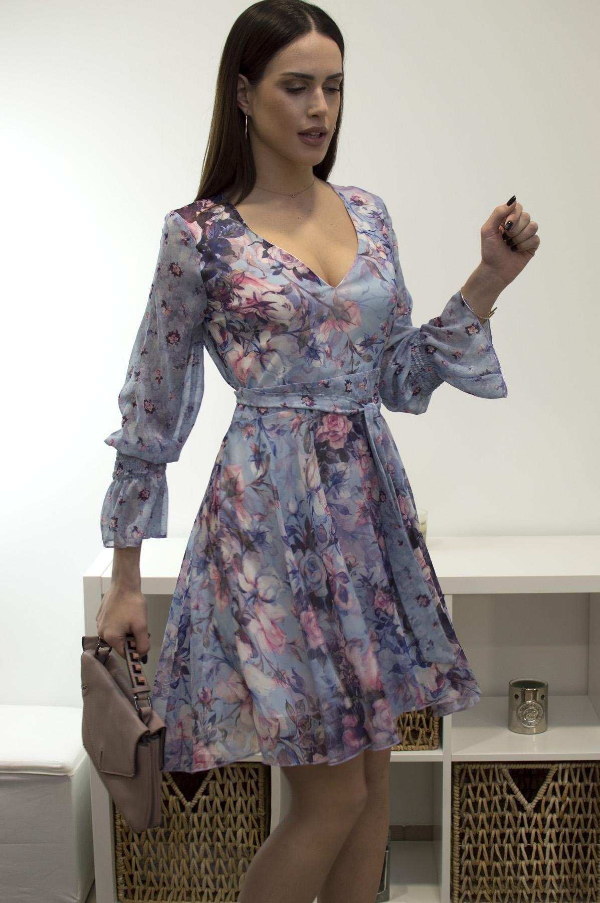 LYNNE ΦΟΡΕΜΑ ΜΙΝΙ ΚΛΟΣ - Abebablom Store 3e7043c43d9
