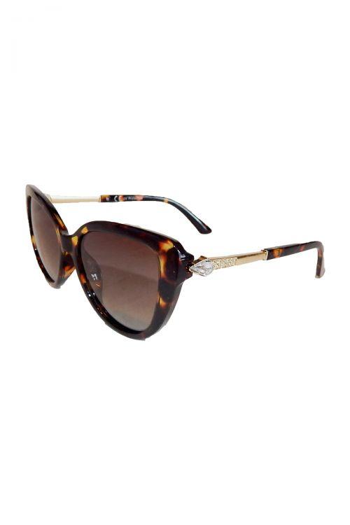 Γυαλιά ηλίου Polarized P6603 - Καφέ