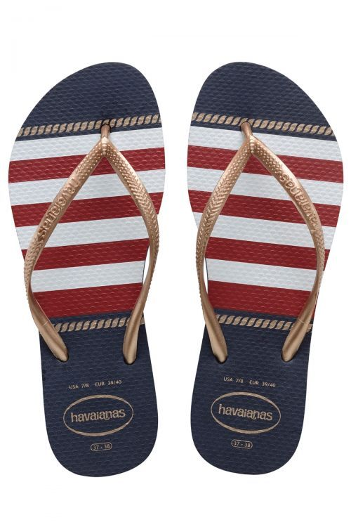 HAVAIANAS SANDALS SLIM NAUTICAL