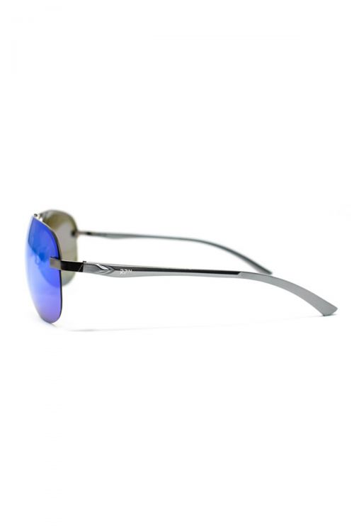 Γυαλιά ηλίου Polarized P9214 - Navy Blue/Silver