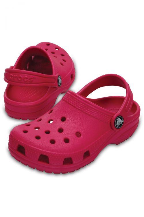 CROCS CLASSIC CLOG KIDS - Candy Pink