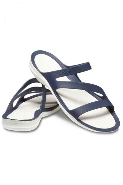 CROCS SWIFTWATER SANDAL W - Navy
