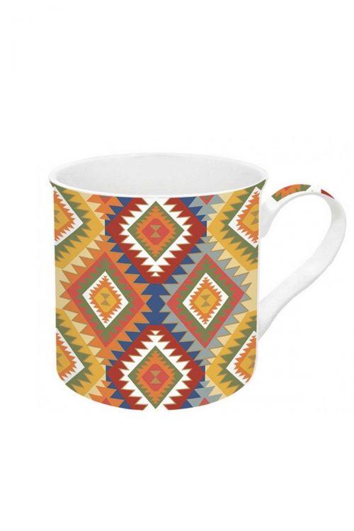 Κούπα Aztec απο Πορσελάνη