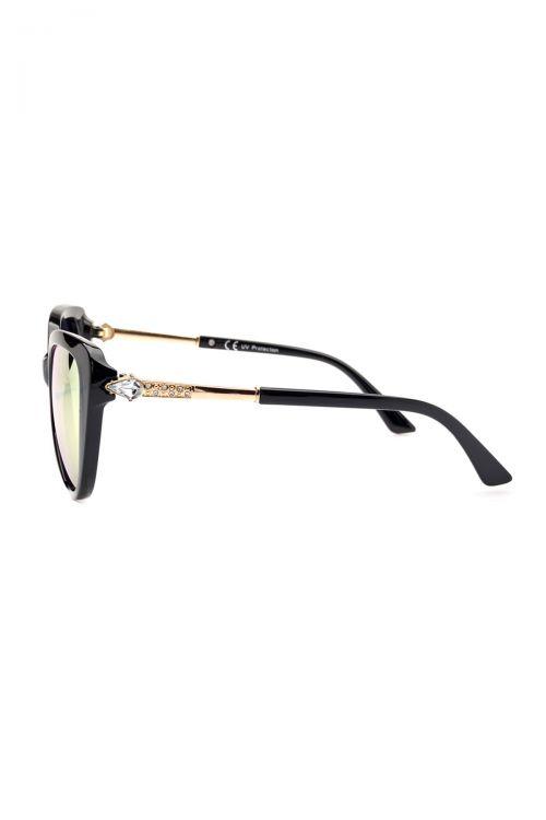 Γυαλιά ηλίου Polarized P6603 - Μαύρο