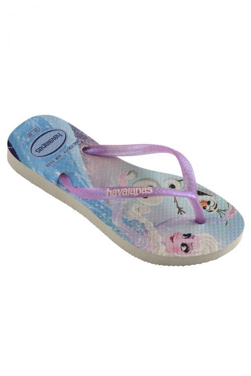HAVAIANAS SANDALS KIDS SLIM FROZEN