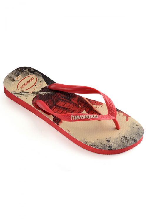 Havaianas Kids Top Marvel - Ruby Red