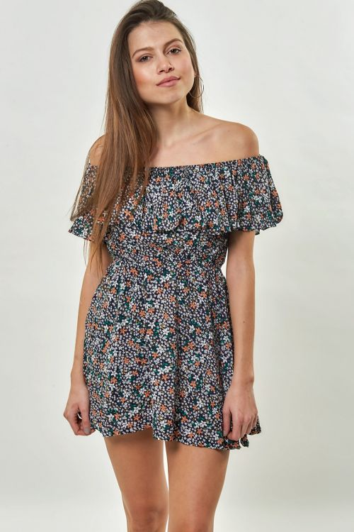 ΦΟΡΕΜΑ OFF SHOULDERS EMILY
