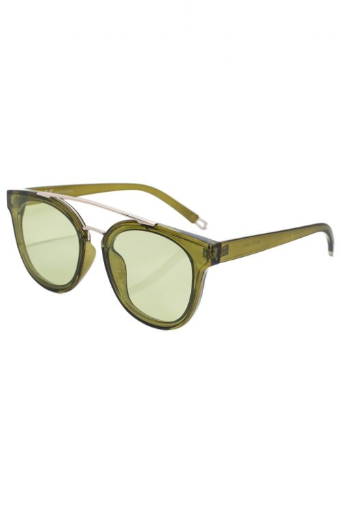 Γυαλιά ηλίου Elegance - Πράσινο