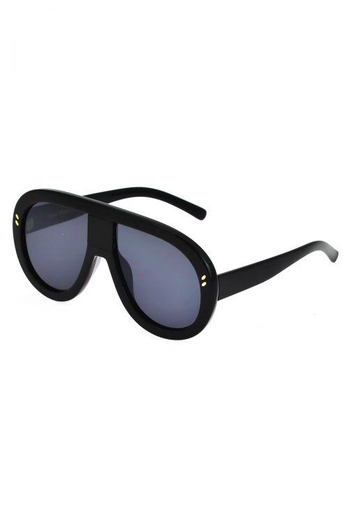 Γυαλιά ηλίου handmade - Μαύρο