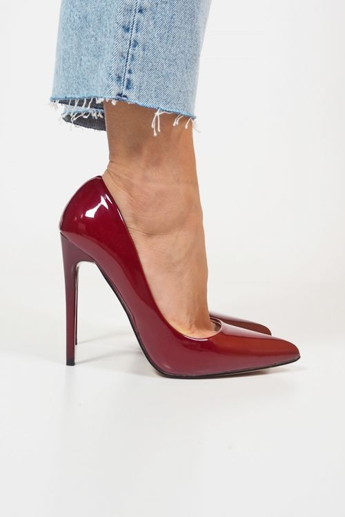 SEX AND THE CITY PUMPS - Μπορντό