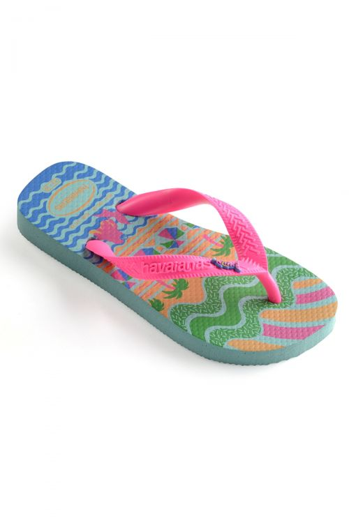 HAVAIANAS SANDALS FANTASY - Ice Blue