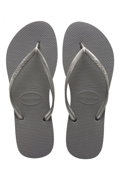HAVAIANAS SANDALS SLIM - Steel Grey