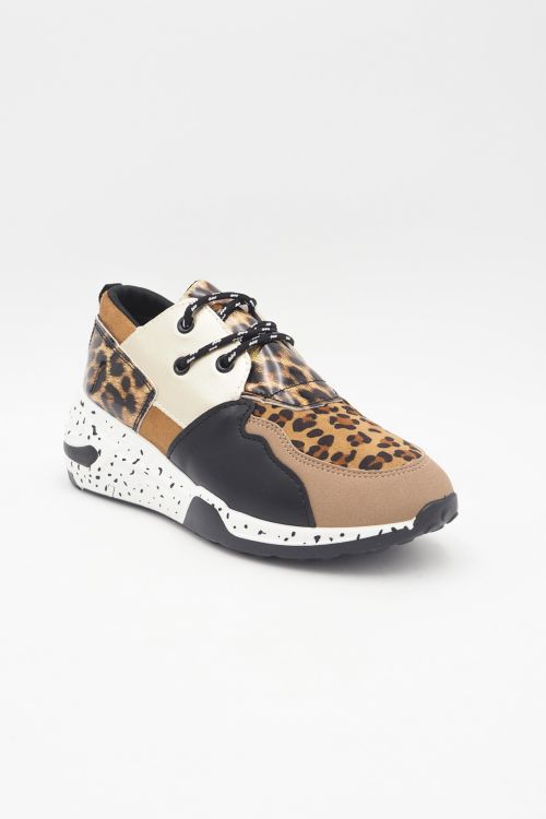 COCO DISRUPTOR SNEAKERS - Gold
