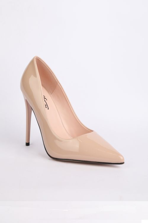 SEX AND THE CITY PUMPS - Μπεζ