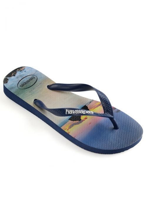 Havaianas Hype - Navy Blue/Navy Blue