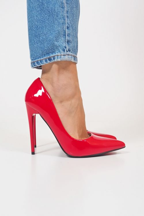 SEX AND THE CITY PUMPS - Κόκκινο