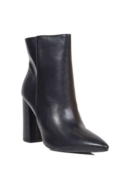 Μποτάκια ankle Skylar - Μαύρο