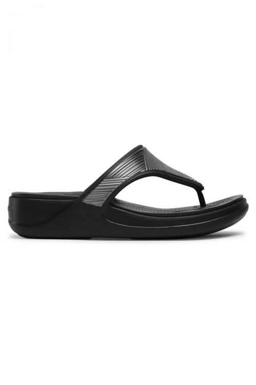 Crocs Monterey Metallic WgFpW - Μαύρο