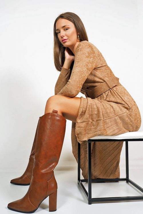 Μπότες Kelly's stars - Camel