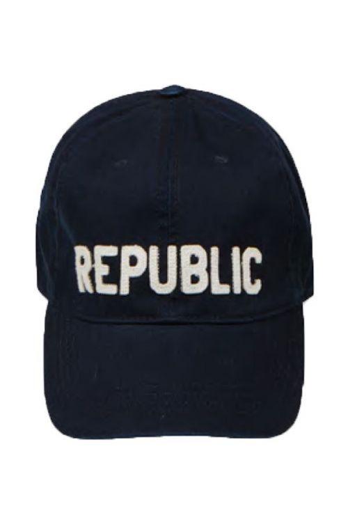 ΚΑΠΕΛΟ ΑΝΤΡΙΚΟ REPUBLIC - Μπλε Σκούρο