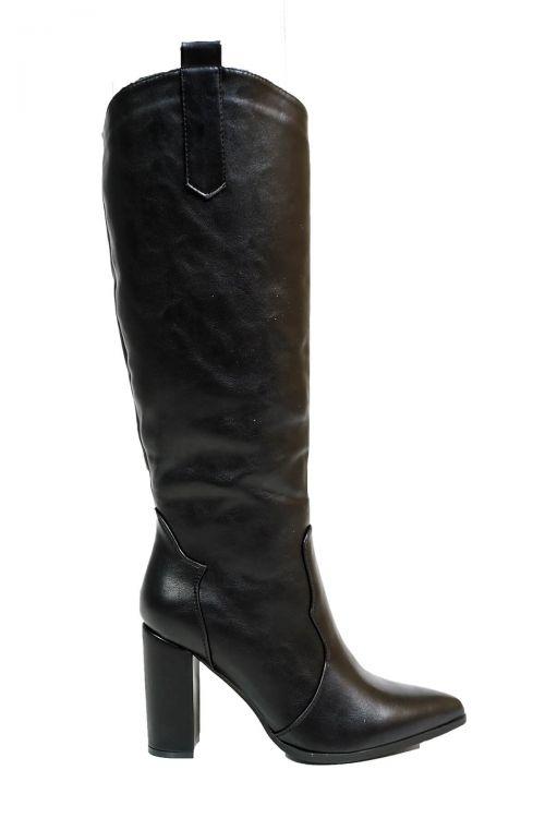 Μπότες Kelly stars - Μαύρο