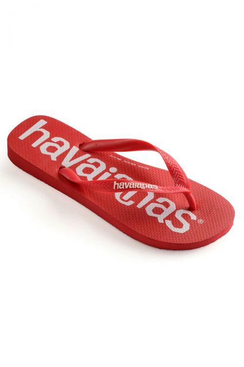 Havaianas Top Logomania - Ruby Red