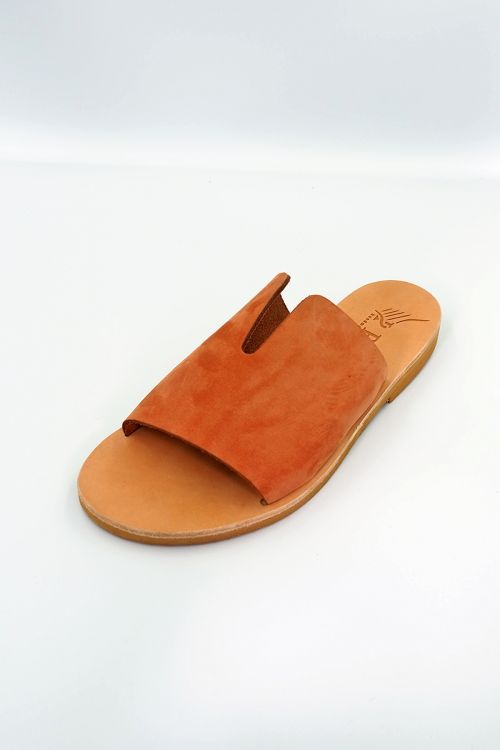 Leather Sandals Horizon - Ταμπά