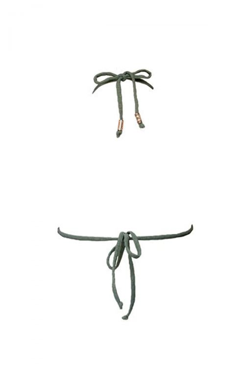 Pronoe lurex top - Μέντα